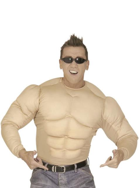 Мускулистое тело для мужчины