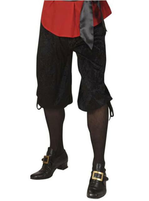 Pantalones bombachos de terciopelo