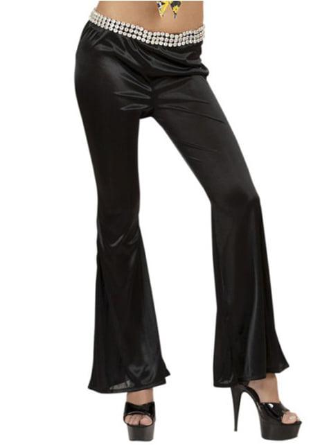 Dámský disko kalhoty