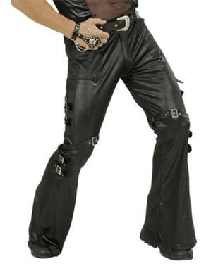 Pantalón de rockero para hombre