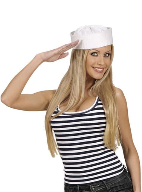 Camisola marinheira de Suspensórios