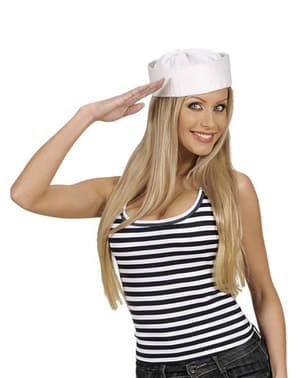 T-shirt marin débardeur