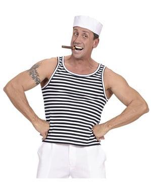 Тениска стил на моряка