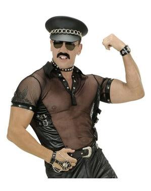 Bluzka striptizer męska