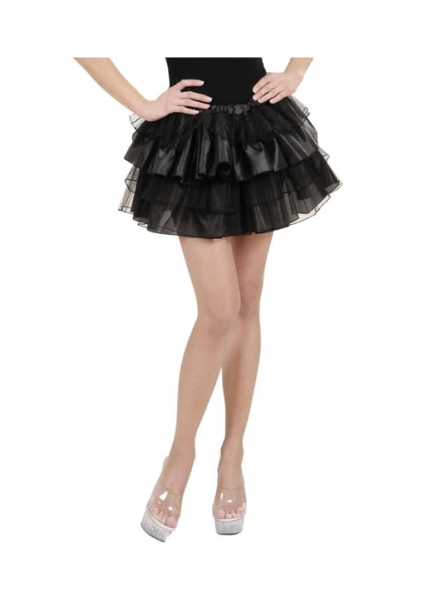 how to add a ruffle to a skirt