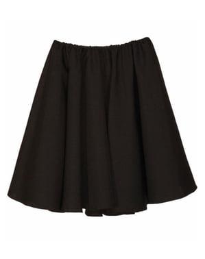 Spódnica rockabilly czarna