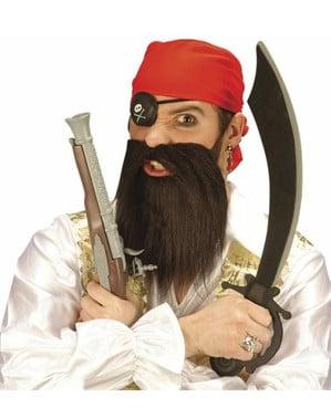Kit accessori pirata