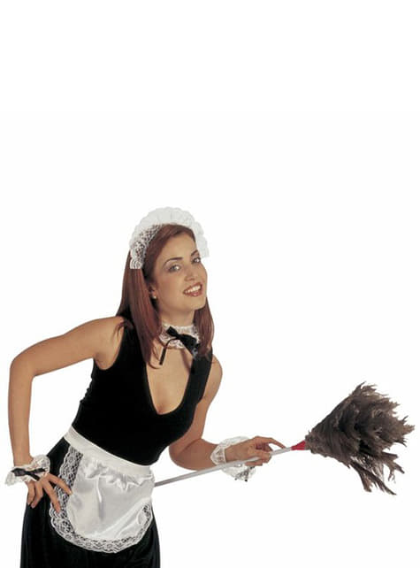 Kit disfraz de sirvienta - para tu disfraz