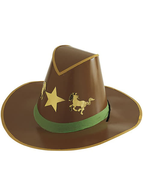 Cowboy hat for a child
