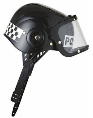 Bereitschaftspolizei Helm