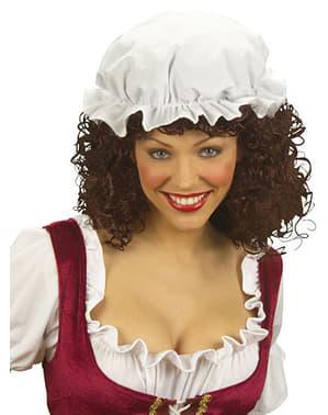 Gorro de doncella holandesa