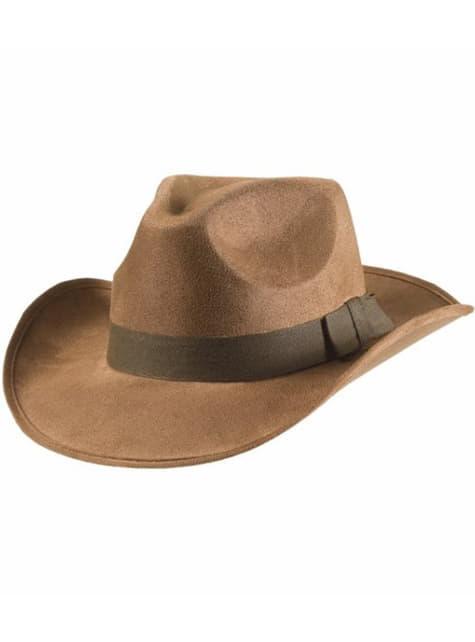 Sombrero de aventurero Jones