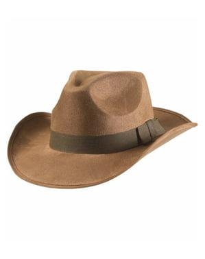 Äventyraren Indiana Jones hatt