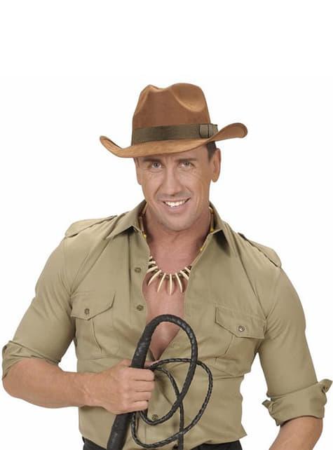 Sombrero de aventurero Jones - para tu disfraz