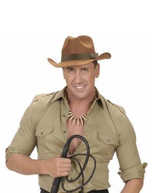 Eventyrer Indiana Jones Hatt