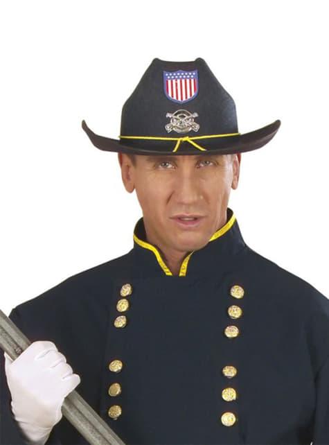 Sombrero de General del Ejército de la Unión - para tu disfraz