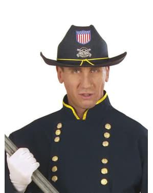 Sombrero de soldado confederado