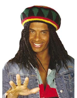 Czapka Rastafari