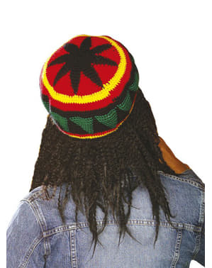 Rastafarian hat