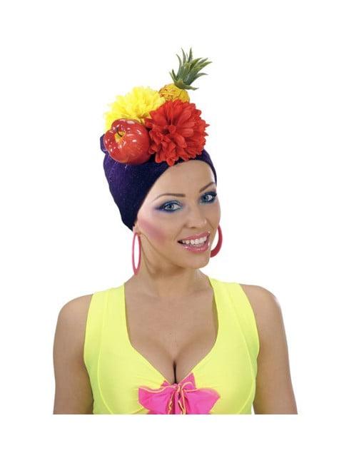 Carmen Miranda headdress
