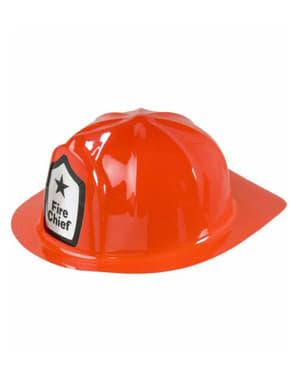 Каска пожарникар за възрастни
