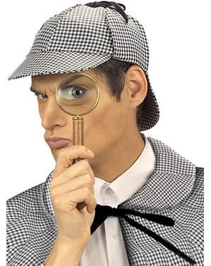 Chapéu de detetive Holmes