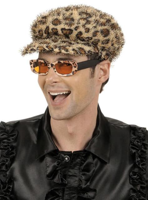 Gorra de leopardo - para tu disfraz
