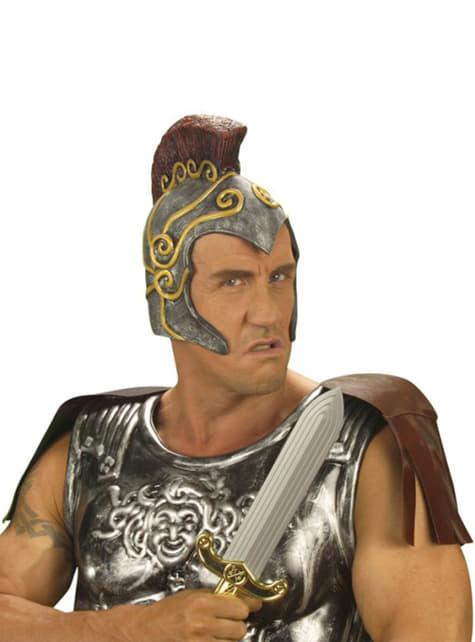 Casco de centurión romano