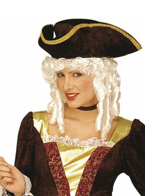 Parrucca bianca Mi Lady