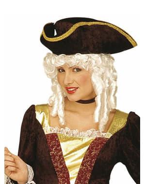 Parrucca Barocco  per donna
