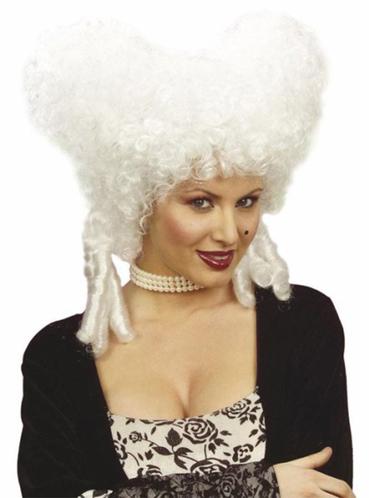Барочный парик для женщины