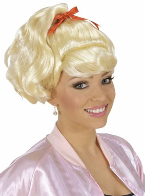 1950s Pink Girl wig