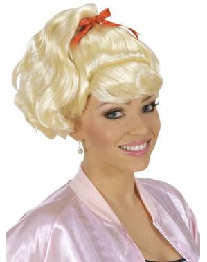 Perucă Pink girl anii 50