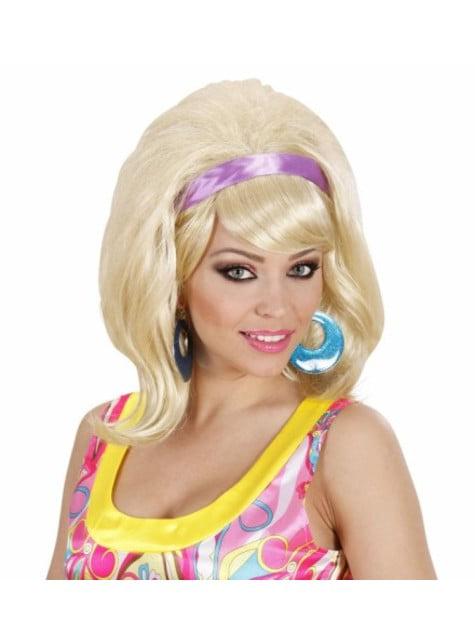 Блондинка 1960-х років