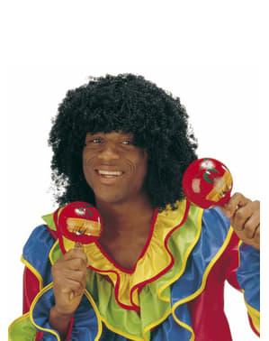 Black Brazilian wig