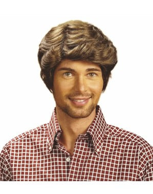 Chestnut Rick wig