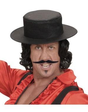 Dalí overskæg