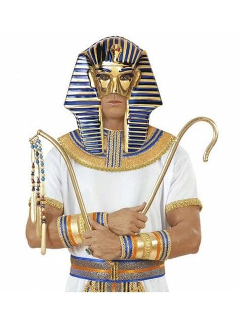 Πλαστική μάσκα Tutankhamun