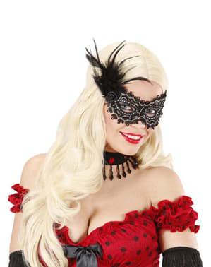 Venetiaans carnaval oogmasker