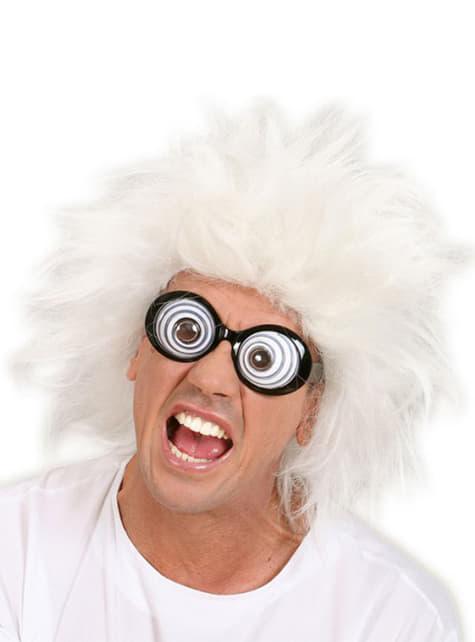 Gafas de lunático en espiral - para tu disfraz