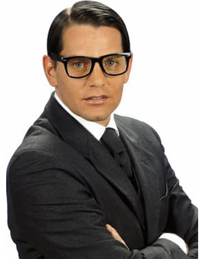 משקפיים שחורים Hipster