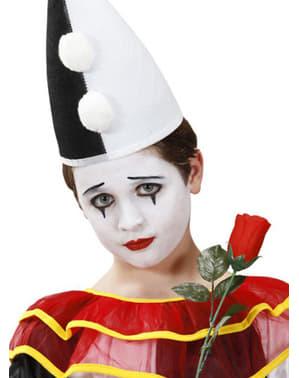 Valkomusta meikkisetti