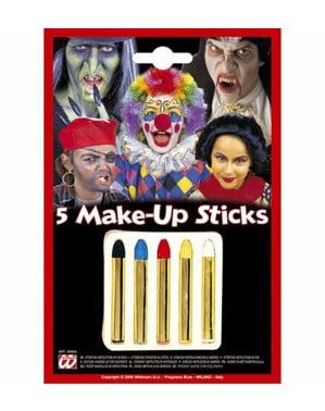 Makeup v minitužkách