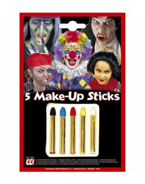 Mini makeup sticks