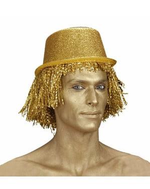 Make up złoty w kremie
