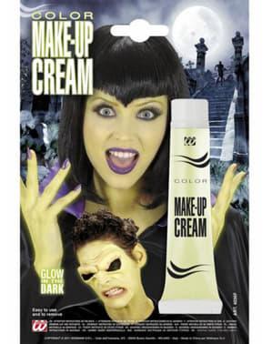 Make up fluorescente in crema