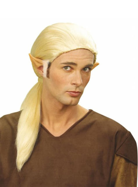 Elf ears with glue