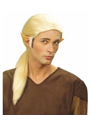 Orecchie da elfo e adesivo