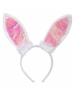 Orelhas de coelhinha Play girl