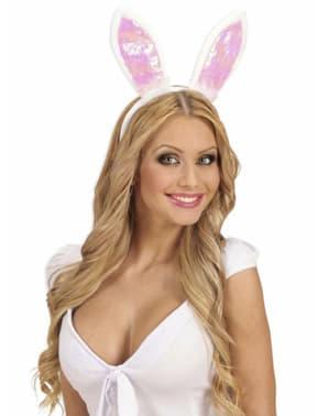 Playgirl bunny ears